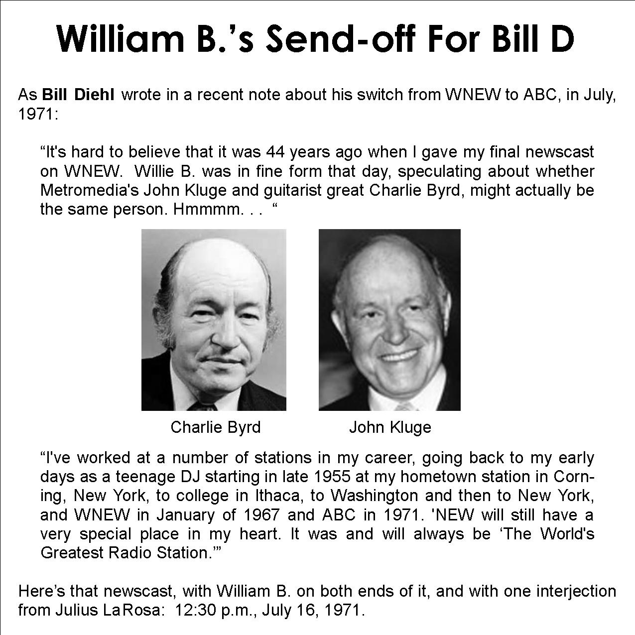 William B. and Bill Diehl-July 1971